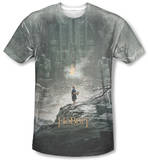 The Hobbit: The Desolation of Smaug - Big Poster T-shirts