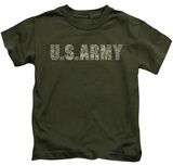 Youth: Army - Camo Shirt