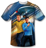 Star Trek - Phasers Down Shirts