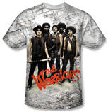 The Warriors - Pose Sublimated
