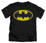 Juvenile: Batman - Bats In Logo T-shirts