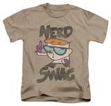 Juvenile: Dexter's Laboratory - Nerd Swag T-shirts