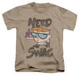 Youth: Dexter's Laboratory - Nerd Swag T-shirts