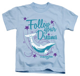 Youth: Dolphin Tale - Dreams T-shirts