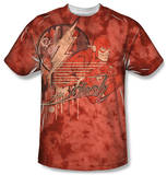 The Flash - Charge Ahead Sublimated