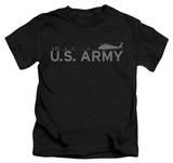 Juvenile: Army - Helicopter T-shirts