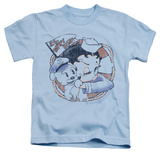 Youth: Betty Boop - S.S. Vintage T-Shirt