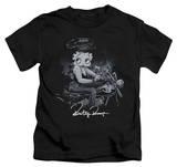 Juvenile: Betty Boop - Storm Rider T-Shirt