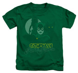 Juvenile: Catwoman - Purrfect! Shirts