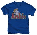 Juvenile: Archie Comics - Distressed Archie Logo T-Shirt