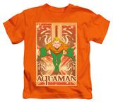 Juvenile: Aquaman - Aquaman Shirt