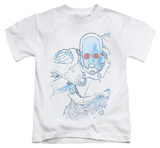 Juvenile: Batman - Snowblind Freeze T-shirts