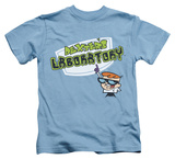 Youth: Dexter's Laboratory - Logo T-Shirt