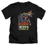 Youth: Archie Comics - Archie Meets Kiss Shirt