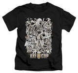 Youth: Axe Cop - Group Shot T-shirts