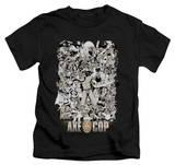 Youth: Axe Cop - Group Shot T-Shirt