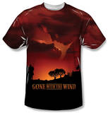Gone With The Wind - Sunset T-Shirt