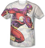 The Flash - Taking The Lead T-shirts
