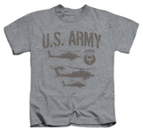 Juvenile: Army - Airborne T-shirts