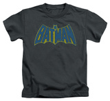 Juvenile: Batman - Sketch Logo T-Shirt