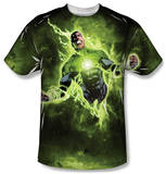 Green Lantern - Inner Strength Sublimated