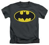 Juvenile: Batman - Classic Bat Logo T-shirts