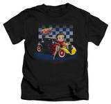 Juvenile: Betty Boop - Hot Rod Boop Shirts