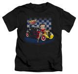 Youth: Betty Boop - Hot Rod Boop Shirts