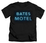 Youth: Bates Motel - Sign Logo T-shirts