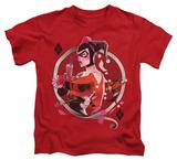 Juvenile: Batman - Harley Q Shirt