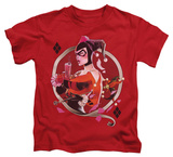 Youth: Batman - Harley Q Shirt