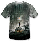 The Hobbit: The Desolation of Smaug - Big Poster T-Shirt