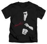 Juvenile: Bruce Lee - The Dragon Awaits T-shirts