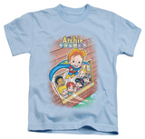 Juvenile: Archie Babies - Rainy Day Hero T-shirts