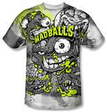 Madballs - Green Slime T-shirts
