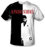 Scarface - Big Poster T-Shirt