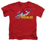 Juvenile: Aquaman - Aqualad T-shirts