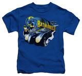 Juvenile: Batman - Batmobile T-Shirt
