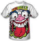Madballs - Baseball Head T-shirts