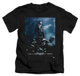 Juvenile: Dark Knight Rises - Catwoman Poster Shirt