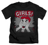 Juvenile: Archie Comics - Girls! T-shirts