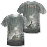 The Hobbit: The Desolation of Smaug - Big Poster Shirts