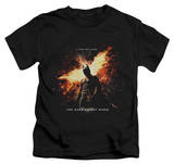 Juvenile: Dark Knight Rises - Fire Will Rise Shirts