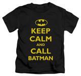 Youth: Batman - Call Batman T-shirts
