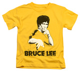 Juvenile: Bruce Lee - Suit Splatter T-shirts