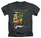 Juvenile: Betty Boop - Chimney Shirt