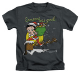 Youth: Betty Boop - Chimney Shirt