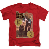 Juvenile: Bionic Woman - Jamie And Max T-Shirt