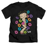Youth: Betty Boop - Tripple XO T-shirts
