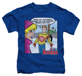 Juvenile: Archie Comics - Crazy Sweater T-Shirt